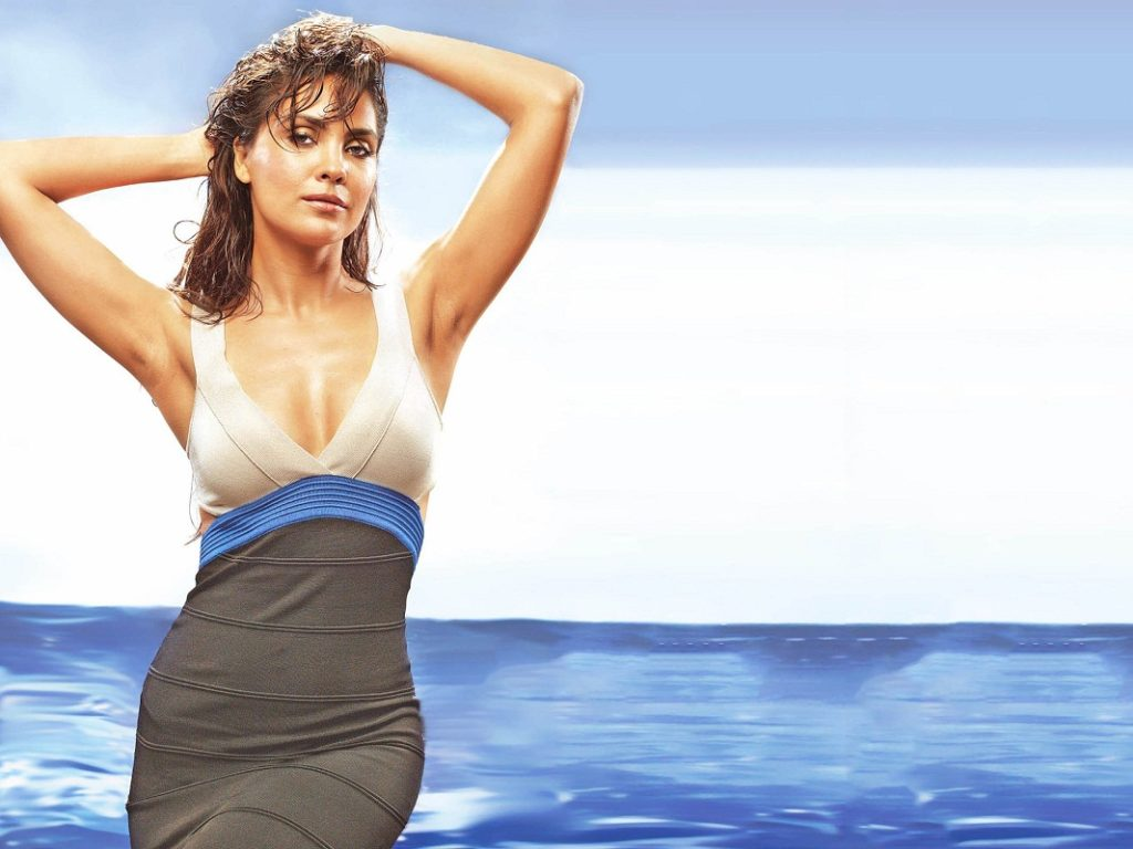Lara Dutta In Bikini Photos Gallery