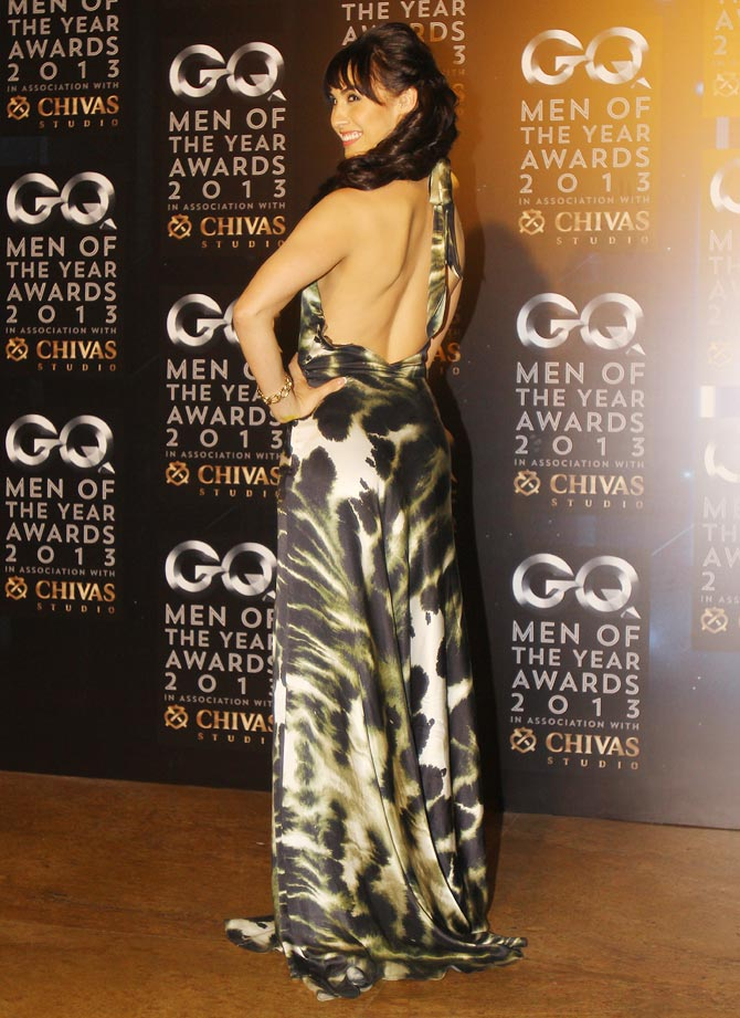 Lauren Gottlieb Hot Images In Backless Cloths