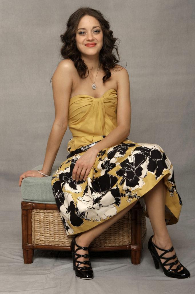 Marion Cotillard Hot HD Photoshoot