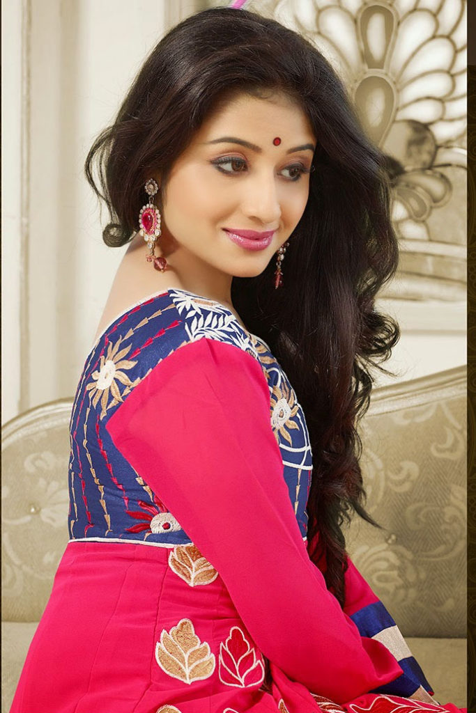 Paridhi Sharma Hot Pics In Backside