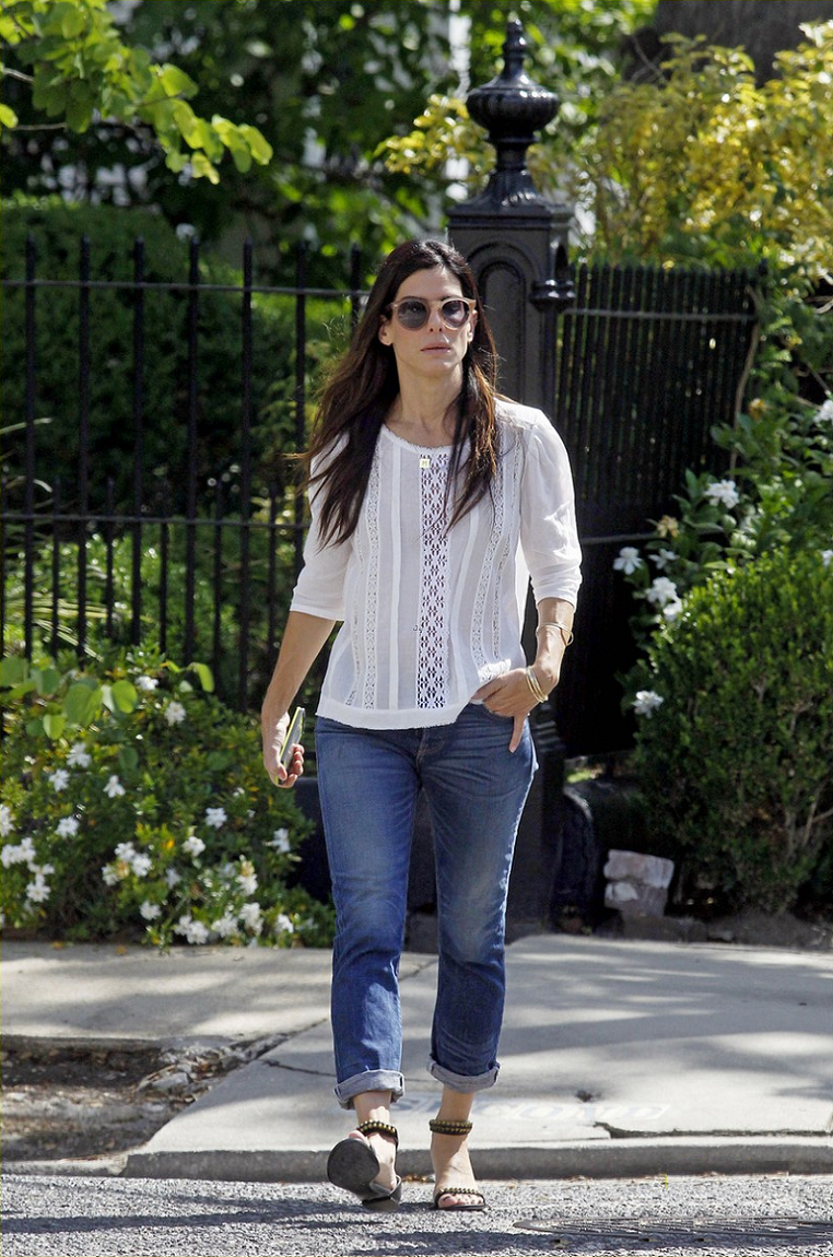 Sandra Bullock Hot &am...