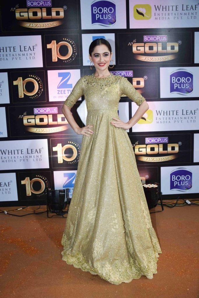 Sanjeeda Sheikh At Award Show Images
