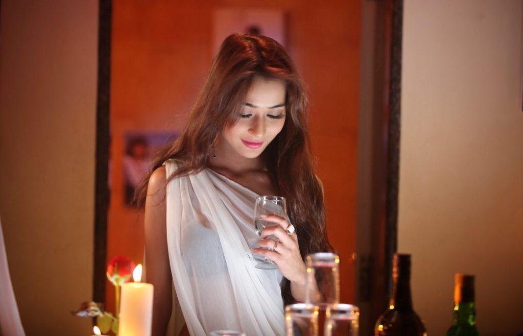 Sara Khan Bold Unseen Pics