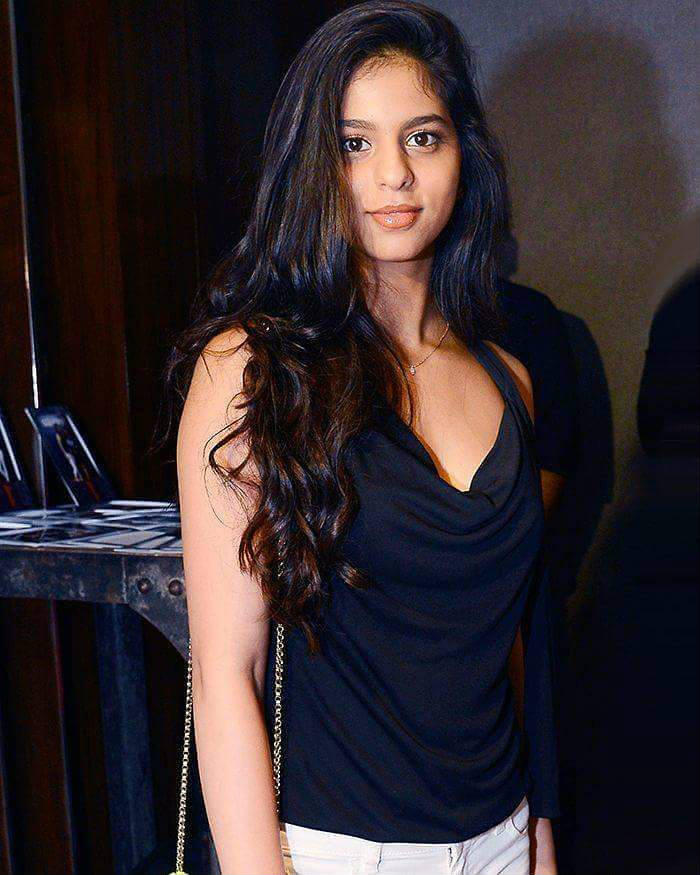Suhana Khan Hot Images HD