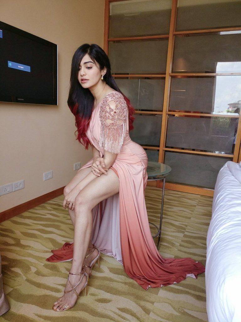 Adah Sharma Hot Tight Pics