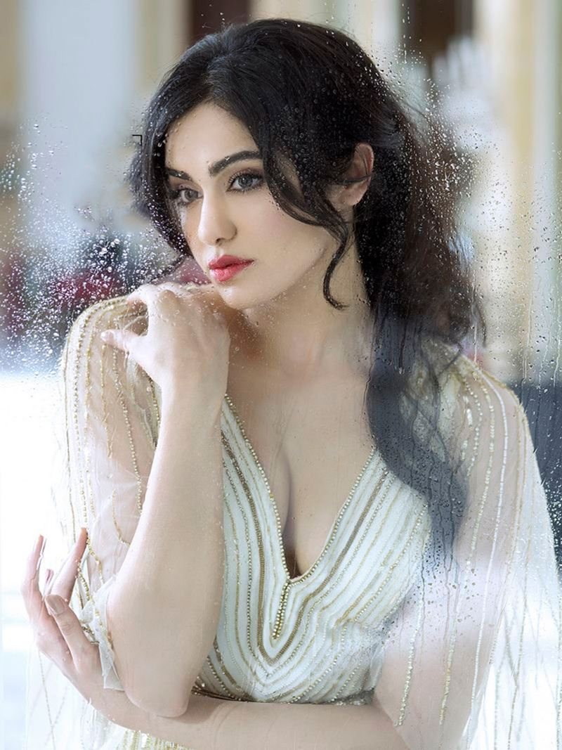 Scenic Adah Sharma Hot Looking New Full Hd Wallpapers-7861