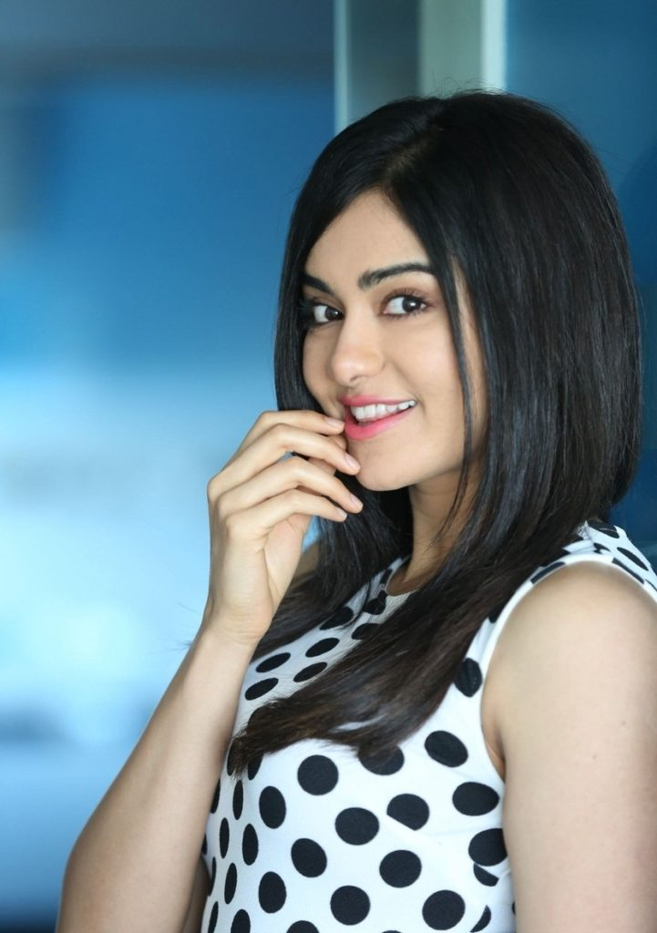 Adah Sharma New Hair Style Pictures HD