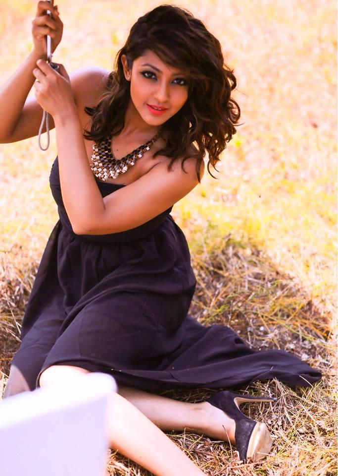 Aindrita Ray Photoshoots