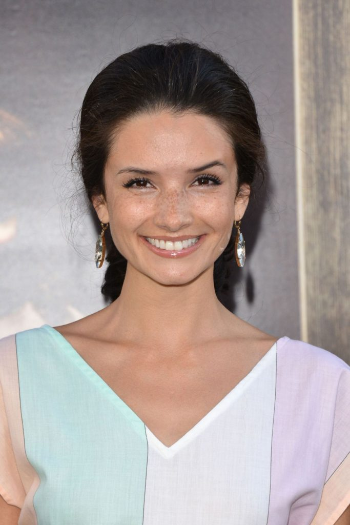 Alice Greczyn Cute Smiling Images