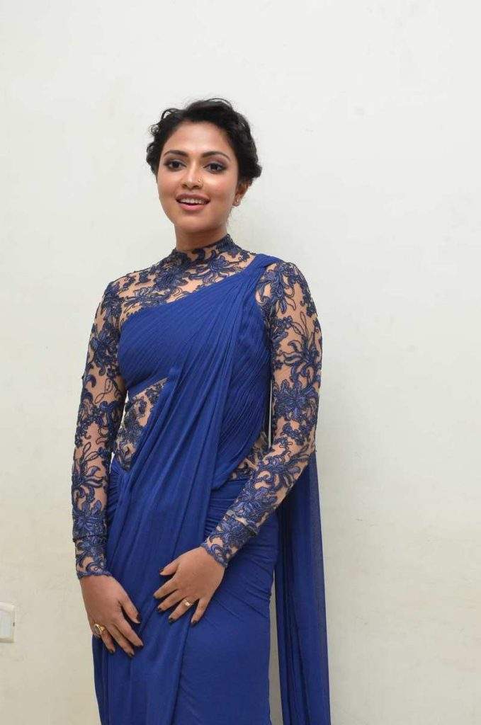 Amala Paul In Saree HD Images