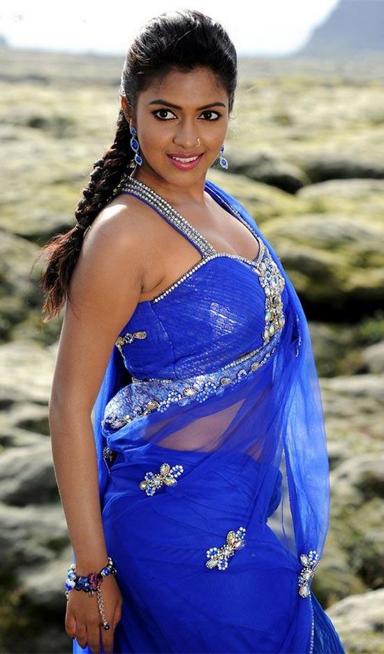 Amala Paul In Saree Pictures