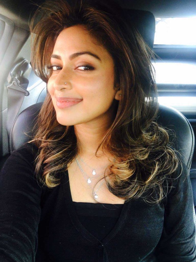 Amala Paul New Look HD Images