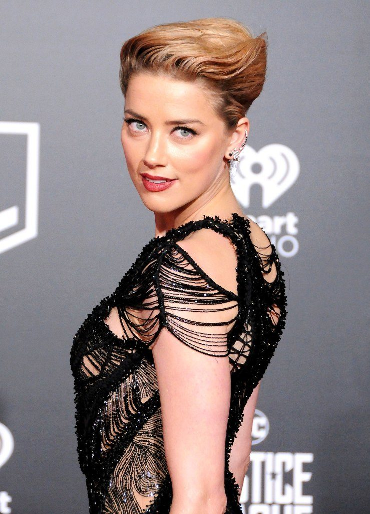 Amber Heard Backside Pics HD