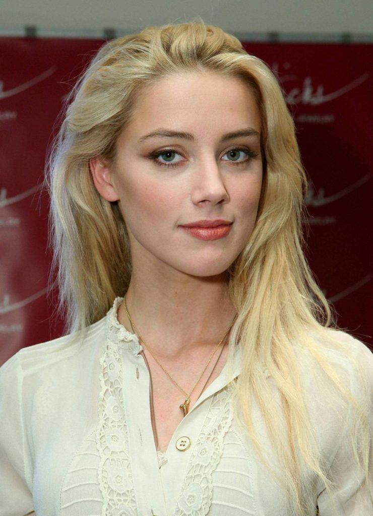 Amber Heard New HD Pictures