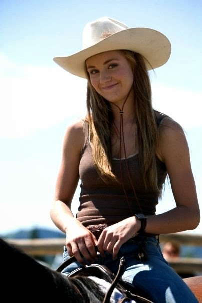 Amber Marshall Charming Photoshoots