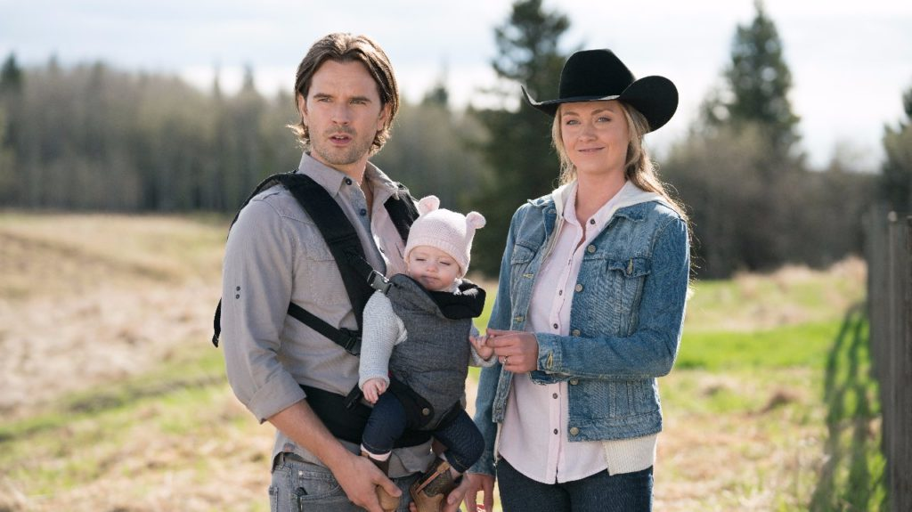 Amber Marshall Lovely & Cute Images With His Husband & Baby