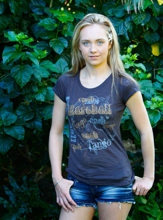 Amber Marshall Photoshoots In Bikini