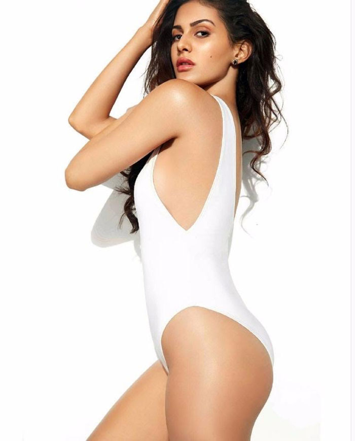 Amyra Dastur Bold Images In Bikini