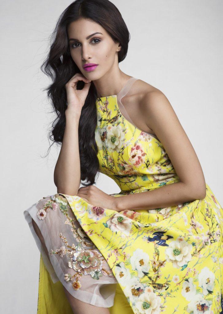 Amyra Dastur Latest Hair Style Photoshoots