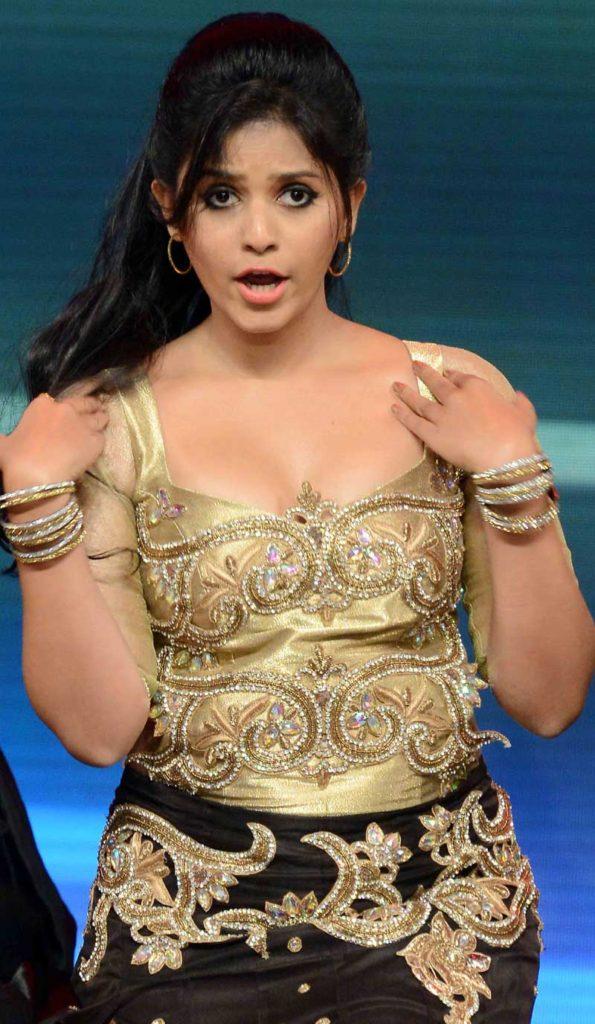 Anjali Hot Boobs Pics