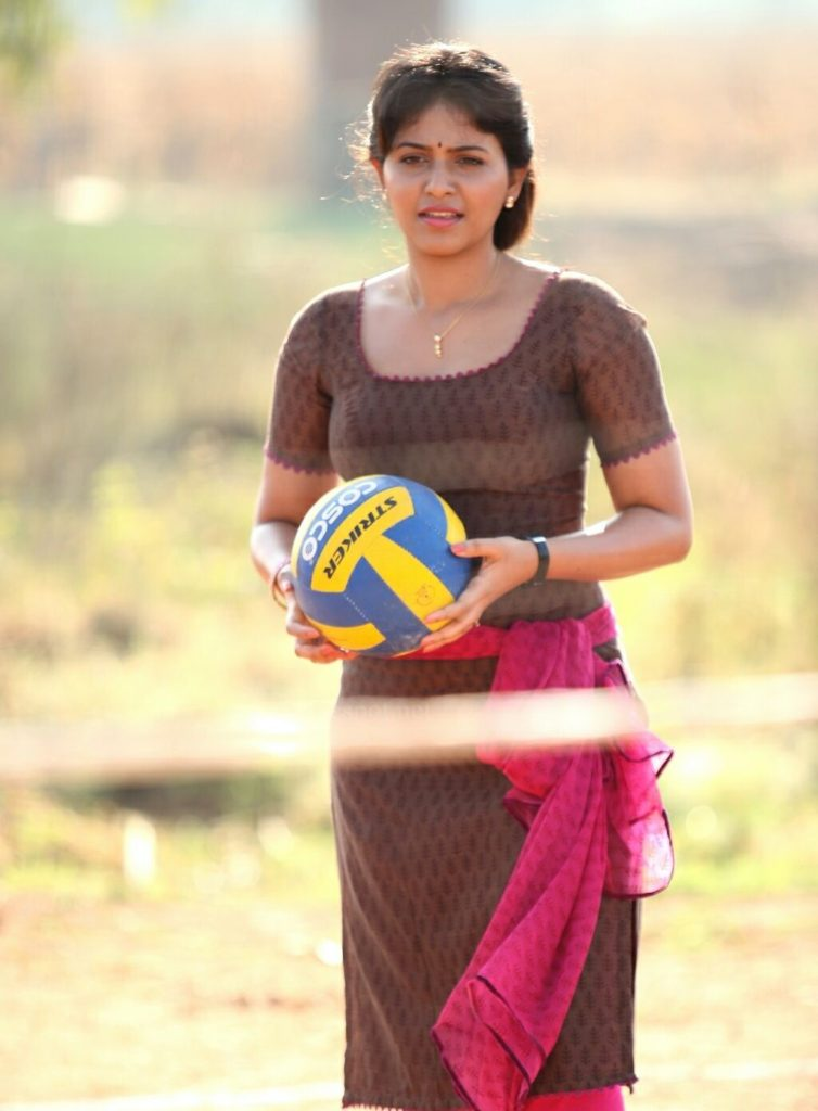 Anjali Images With Football