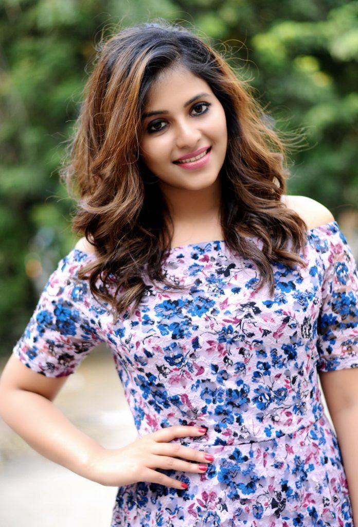 Anjali Lovely Images