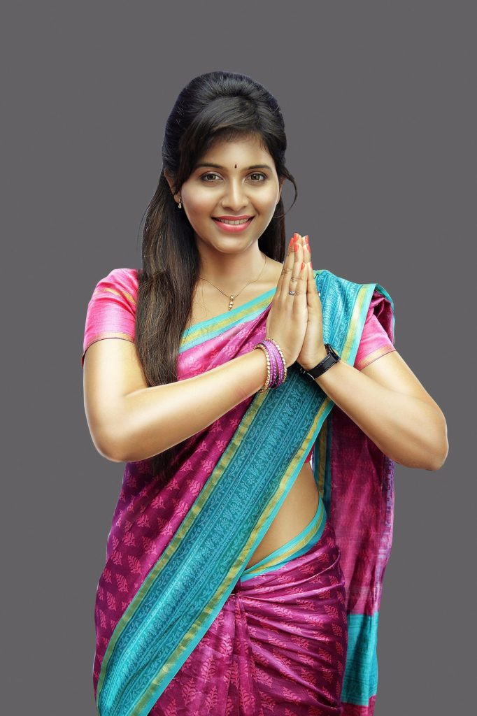 Anjali Sweet Smile Images