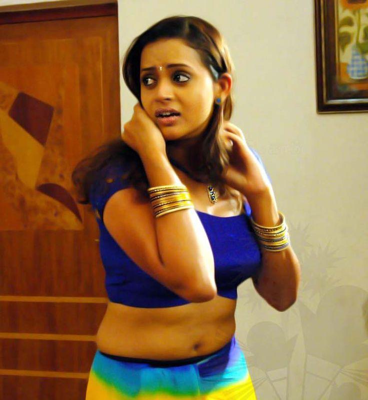 Bhavana Hot Navel Wallpapers