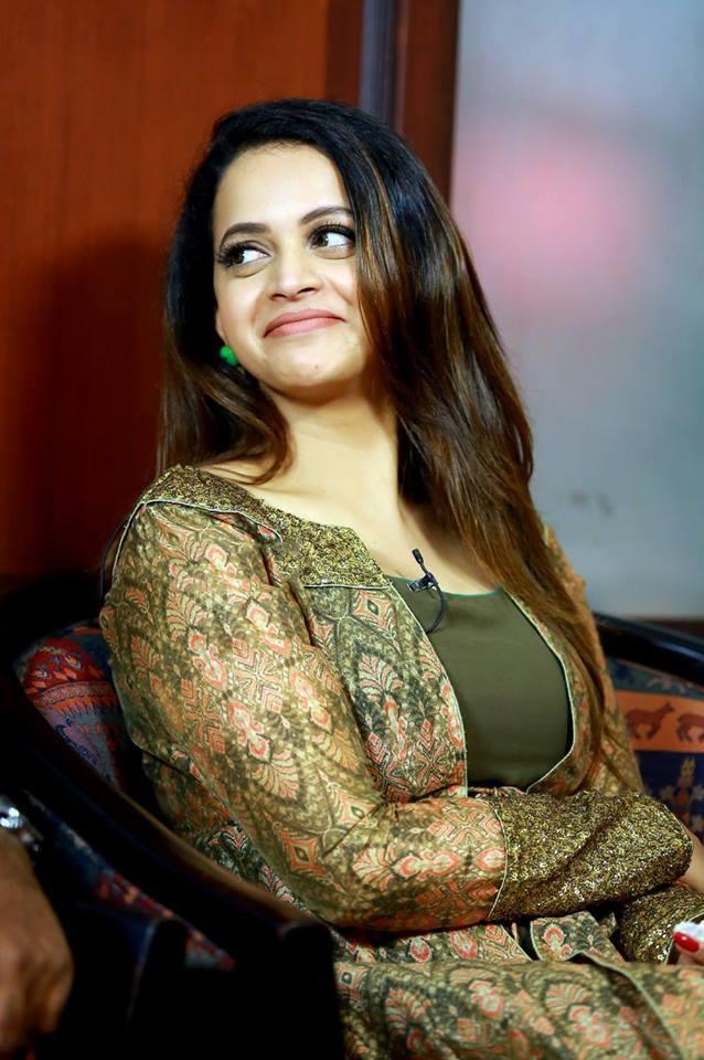 Bhavana Lovely Imags At Award Show