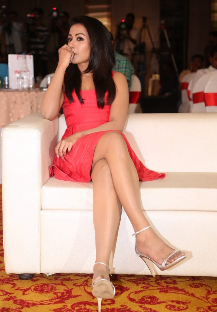 Catherine Tresa Sexy Photoshoots At Event