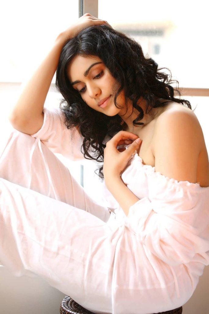 Charming Adah Sharma Sexy Pics