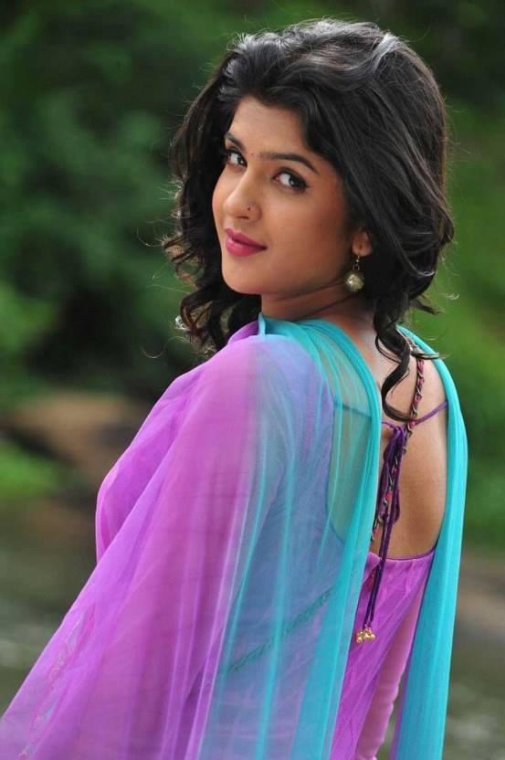 Deeksha Seth Backside Images