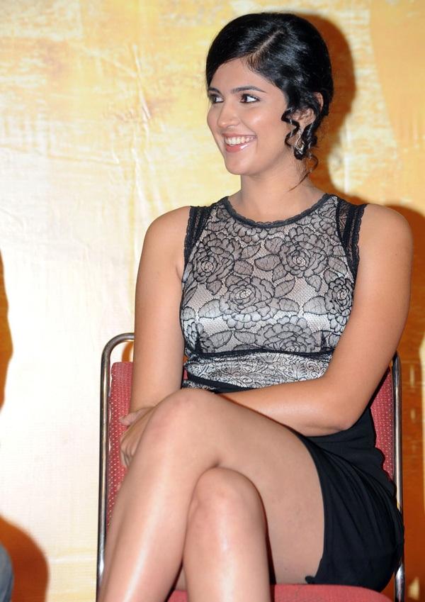 Deeksha Seth Latest Hair Style Images
