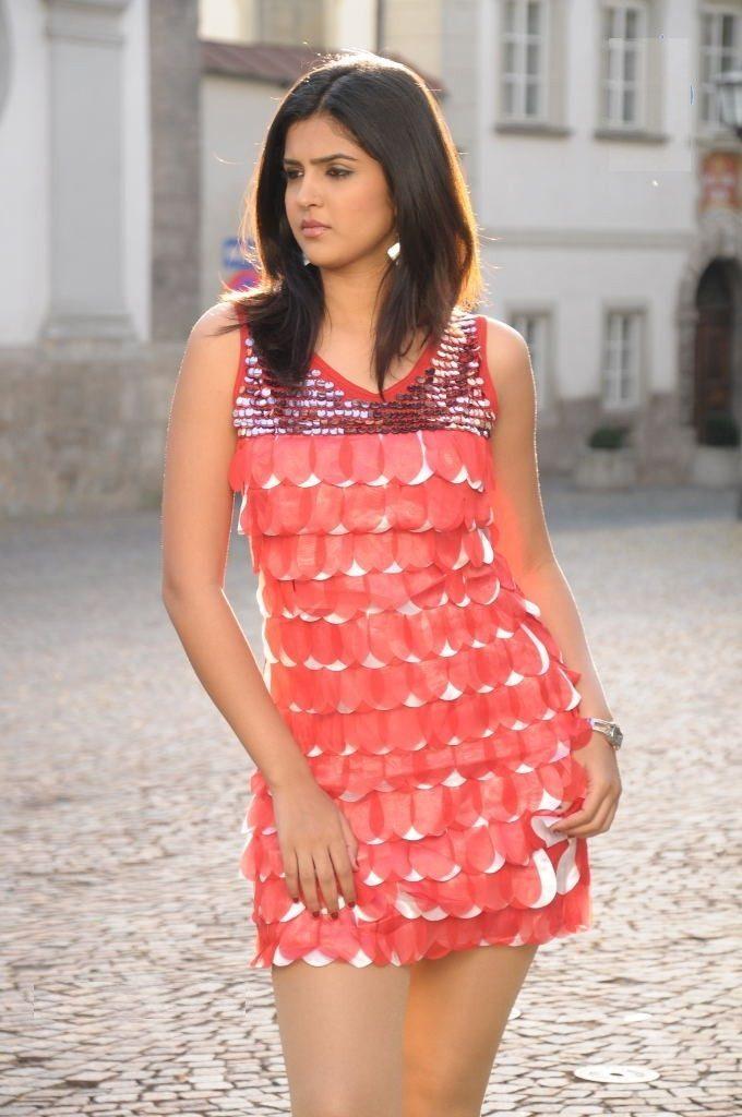 Deeksha Seth Upcoming Movie Look Photos
