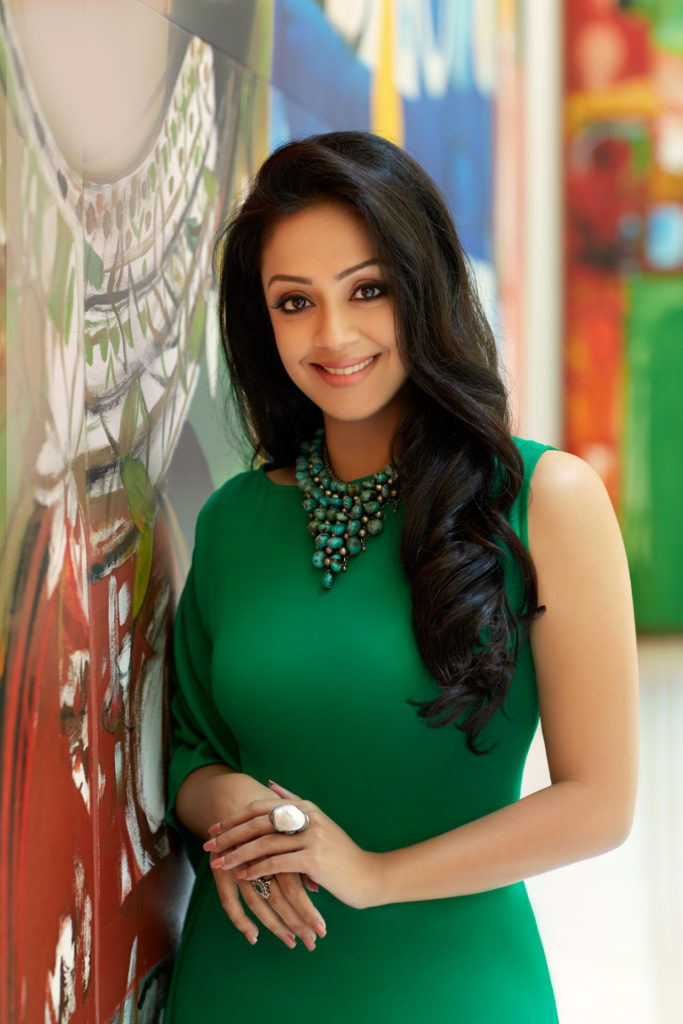 Gorgeous Jyothika Sexy Images