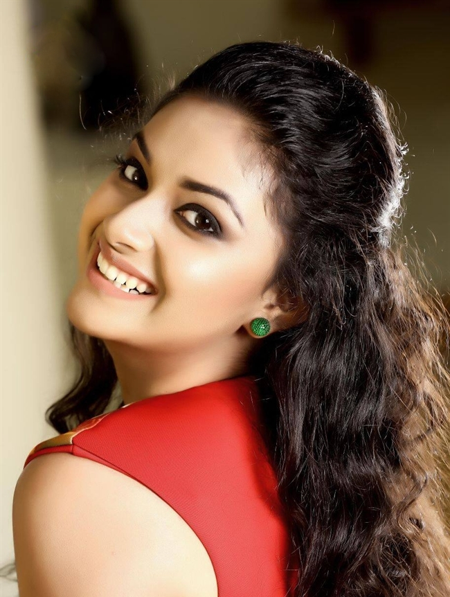 Gorgeous Keerthy Suresh Lovely Images