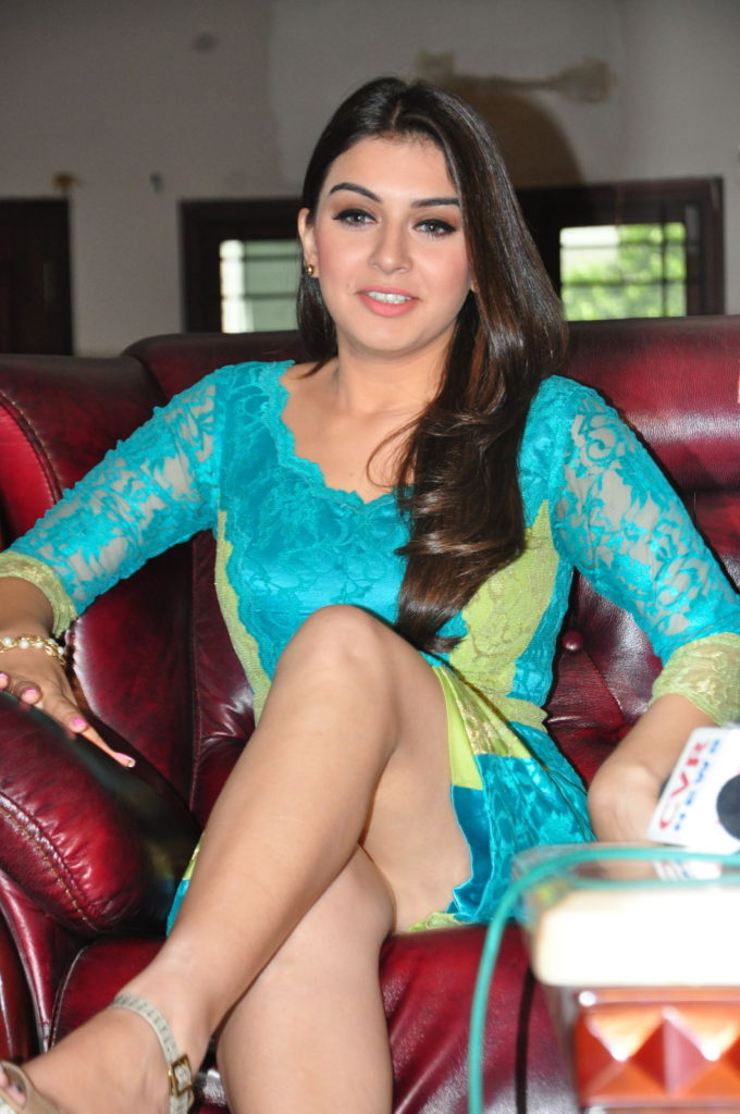 Hansika Motwani In Panty Images Full HD