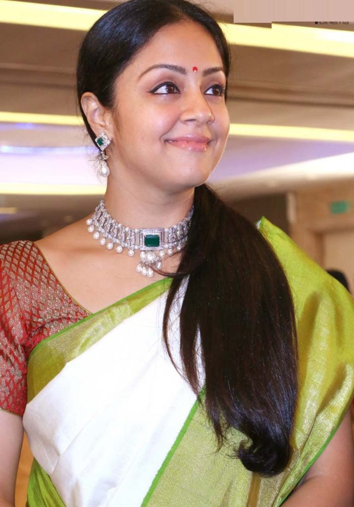 Jyothika New Look Images