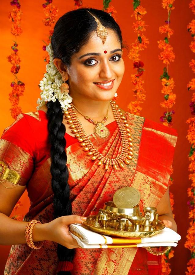 Kavya Madhavan Latest Hair Style Images