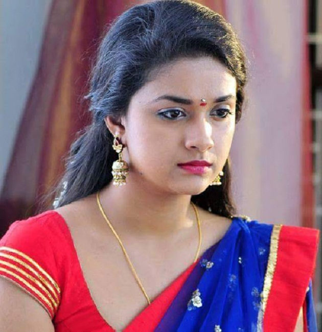Keerthy Suresh New & Nice Wallpapers