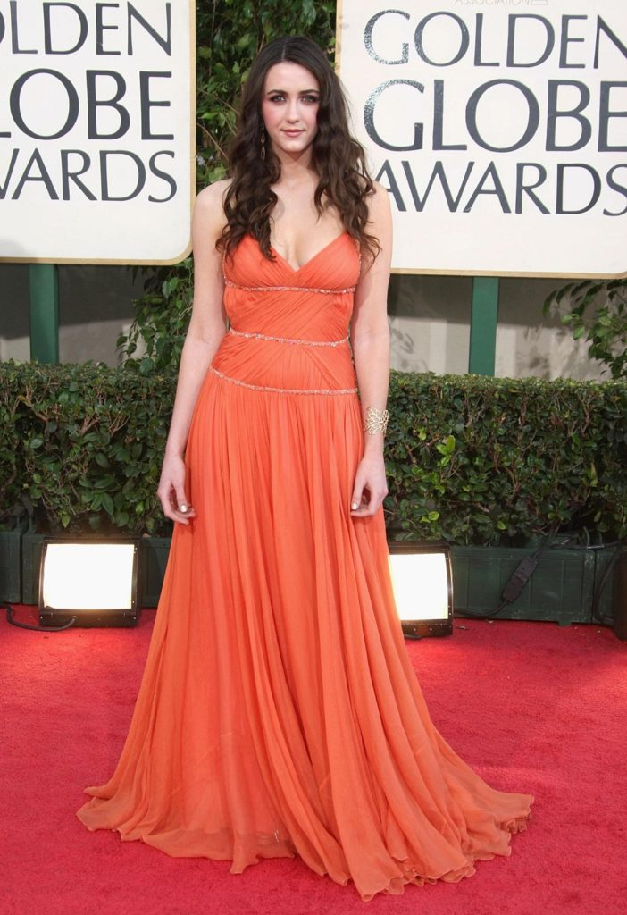 Madeline Zima In Gown Full HD