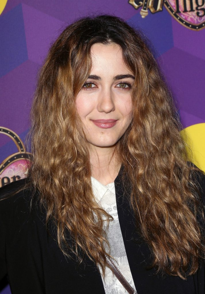 Madeline Zima Latest Hair Style Pictures