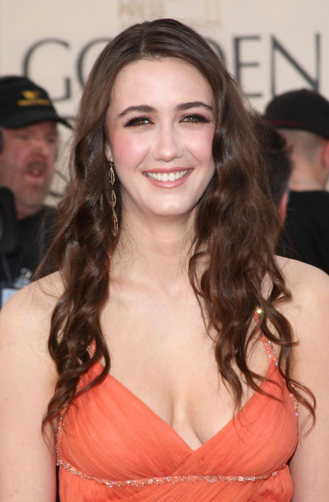 Madeline Zima Smiling Wallpaeprs
