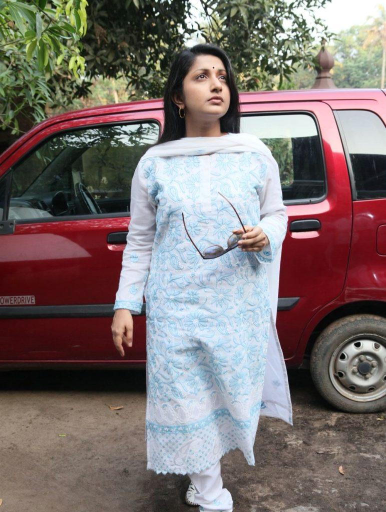 Meera Jasmine Images In Salwar Kameez