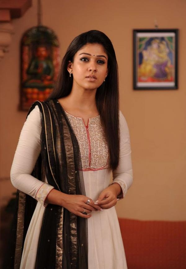 Nayanthara Lovely Bold Wallpapers