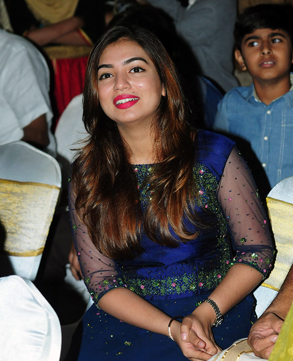 Nazriya Nazim Cute Images At Award Show