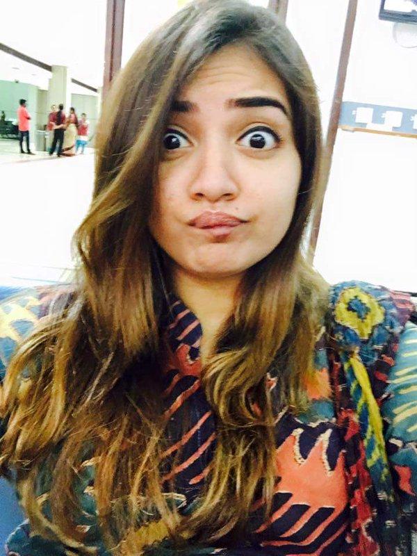 Nazriya Nazim New Style Photos
