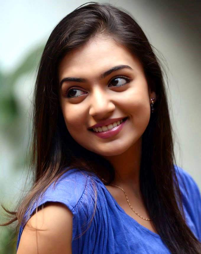 Nazriya Nazim Scenic Photos