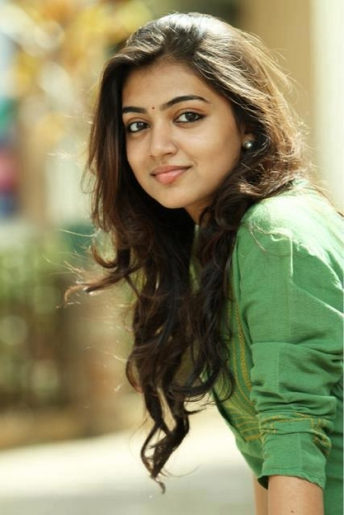 Nazriya Nazim Upcoming Movie Look Images