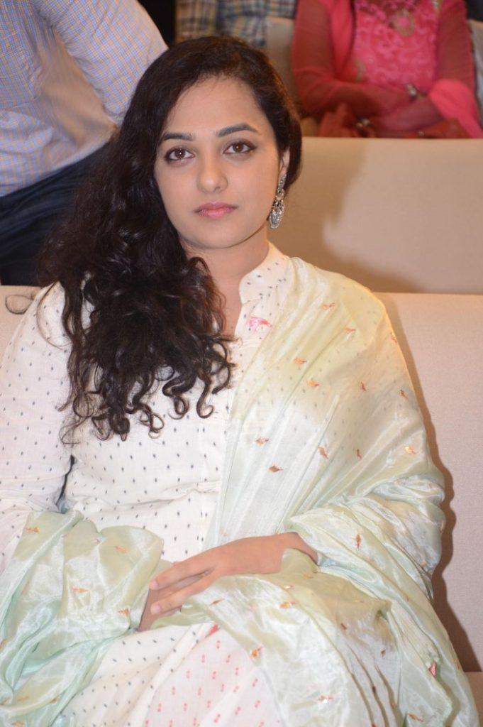 Nithya Menon Charming Images
